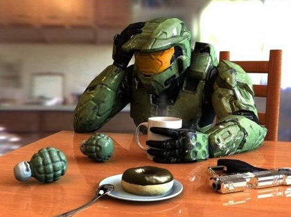 Road to Halo 4 Fast Approaching