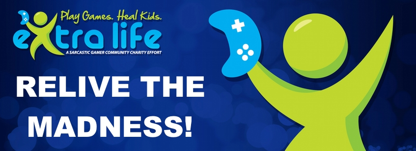 Episode 45 – The Extra Life Marathon Special