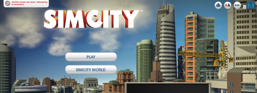 Episode 64 – SimCity==≠==Servers
