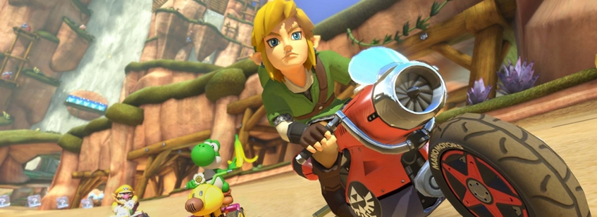 Episode 136 – You Got Link In My Mario Kart!