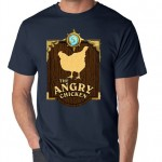The Angry Chicken T-Shirt