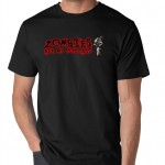 Zombies Ate My Podcast T-Shirt