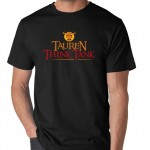 Tauren Think Tank T-Shirt