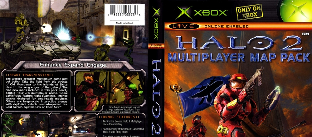 Halo 2 Multiplayer Pack