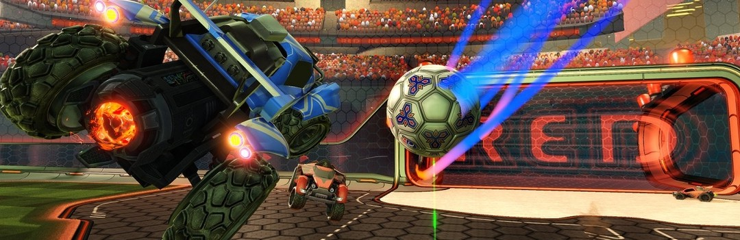 TGI 176 – Welcome to Rocket League