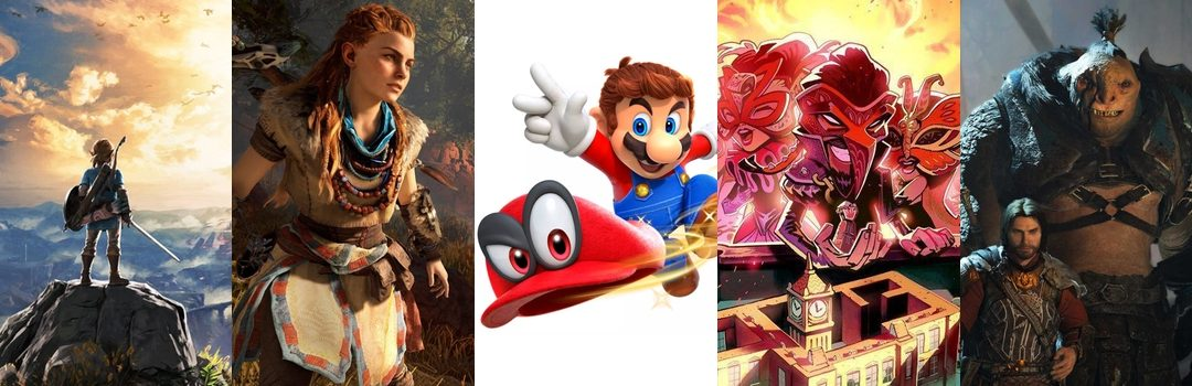 TGI 300 – Games of 2017