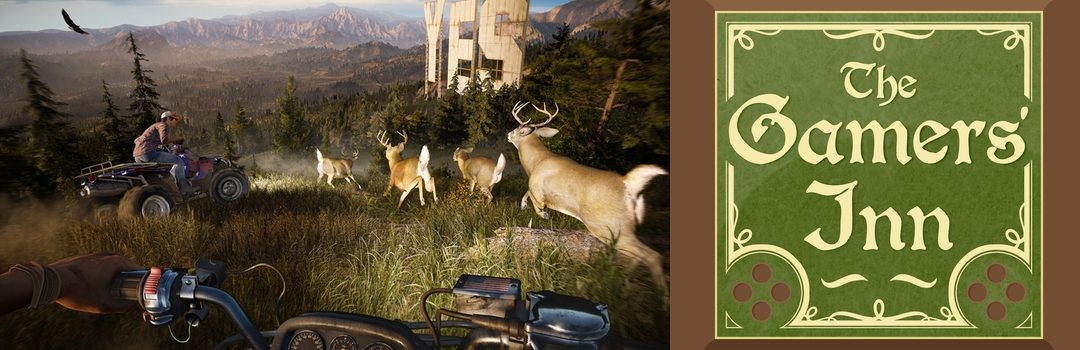 TGI 315 – Cliff Driving in Hope County