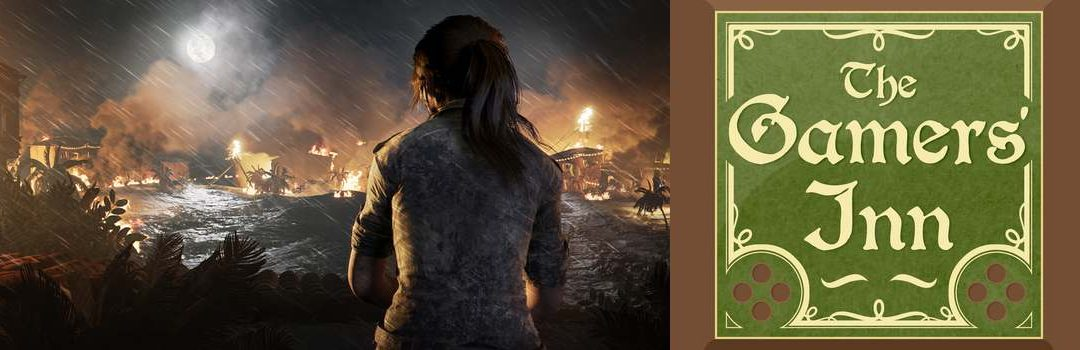 TGI 340 – Shadowing the Tomb Raider