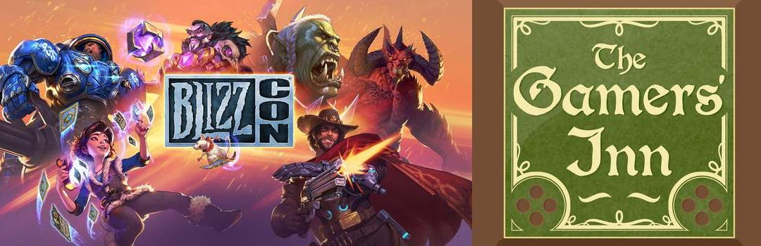 TGI 345 – Predicting BlizzCon 2018