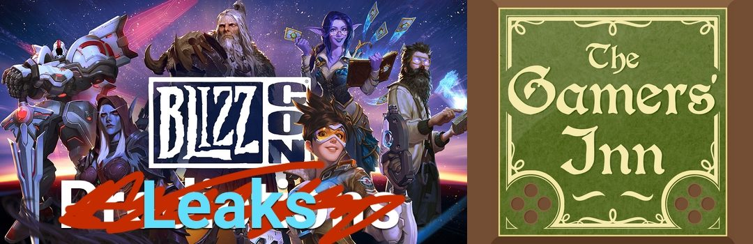 TGI 393 – BlizzCon Leaking All Over