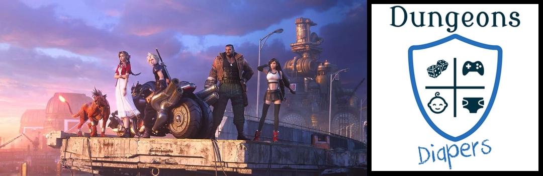 D&D Special – Final Fantasy VII Remake Spoilercast