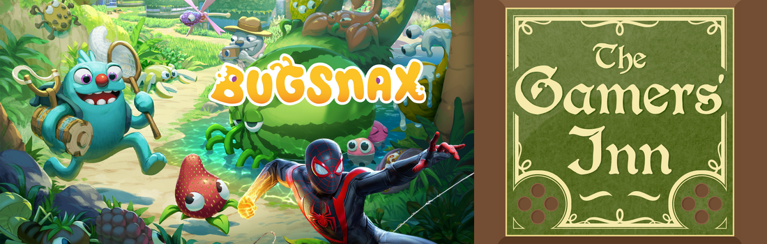 TGI 444 – Talking About Bugsnax (and Spider-Man)