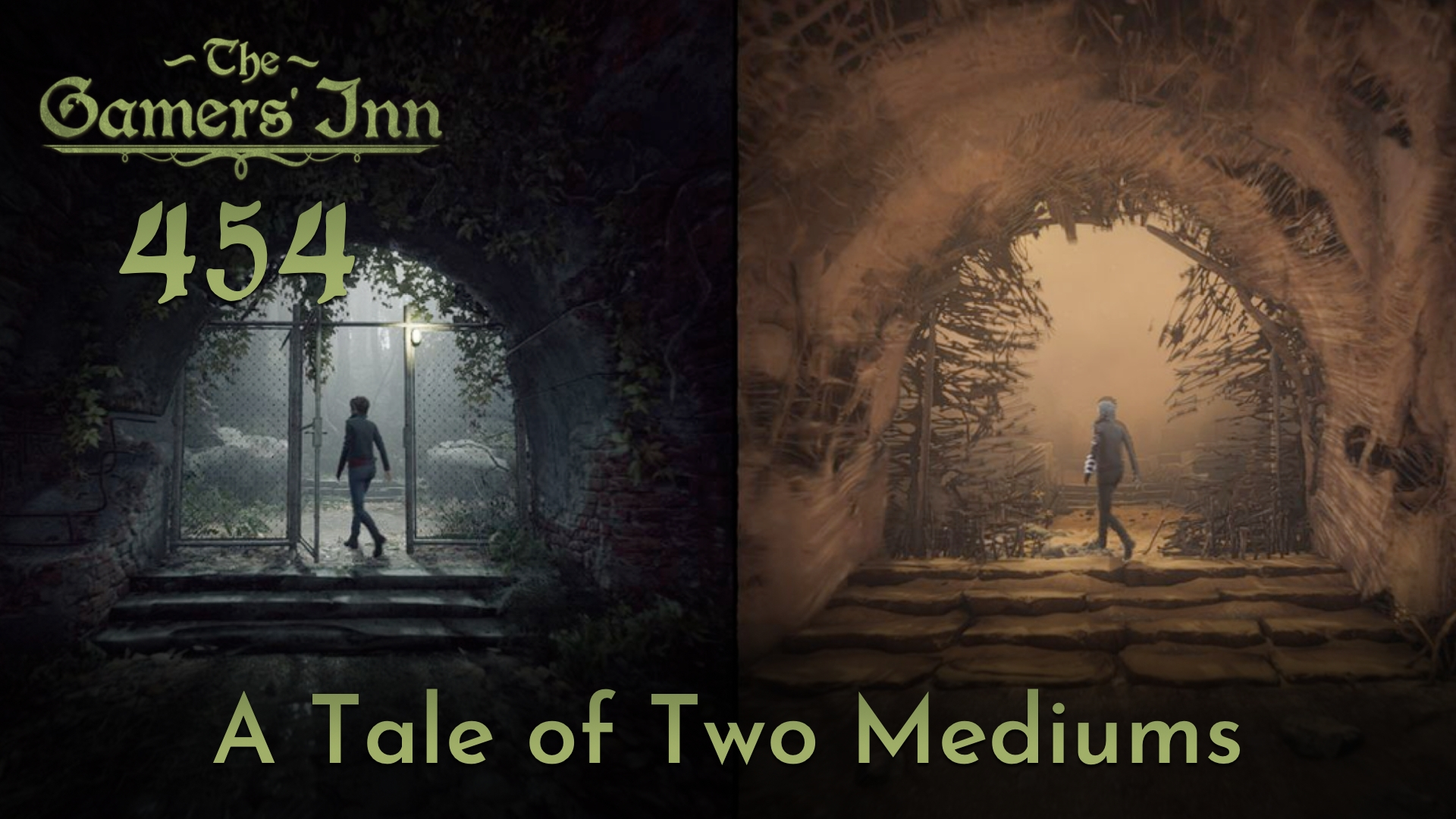 TGI 454 – A Tale of Two Mediums