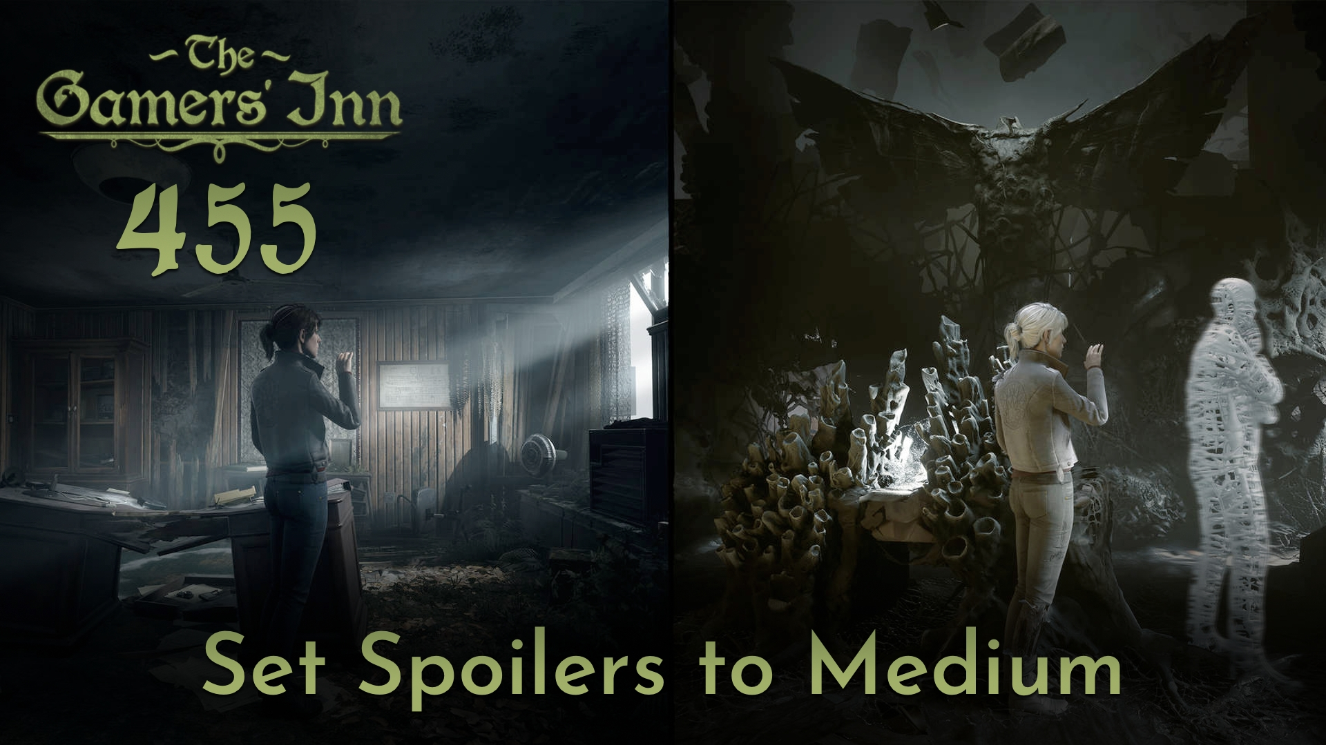TGI 455 – Set Spoilers to Medium