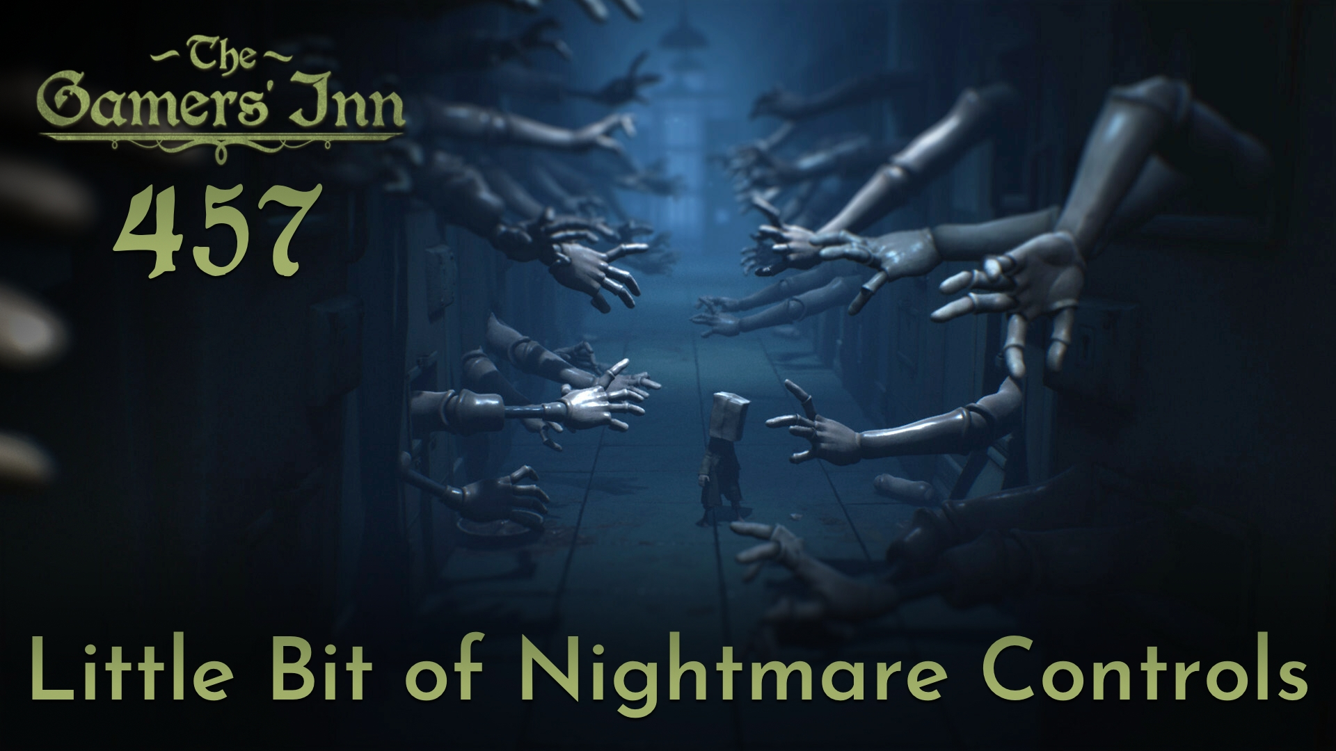 TGI 457 – Little Bit of Nightmare Controls