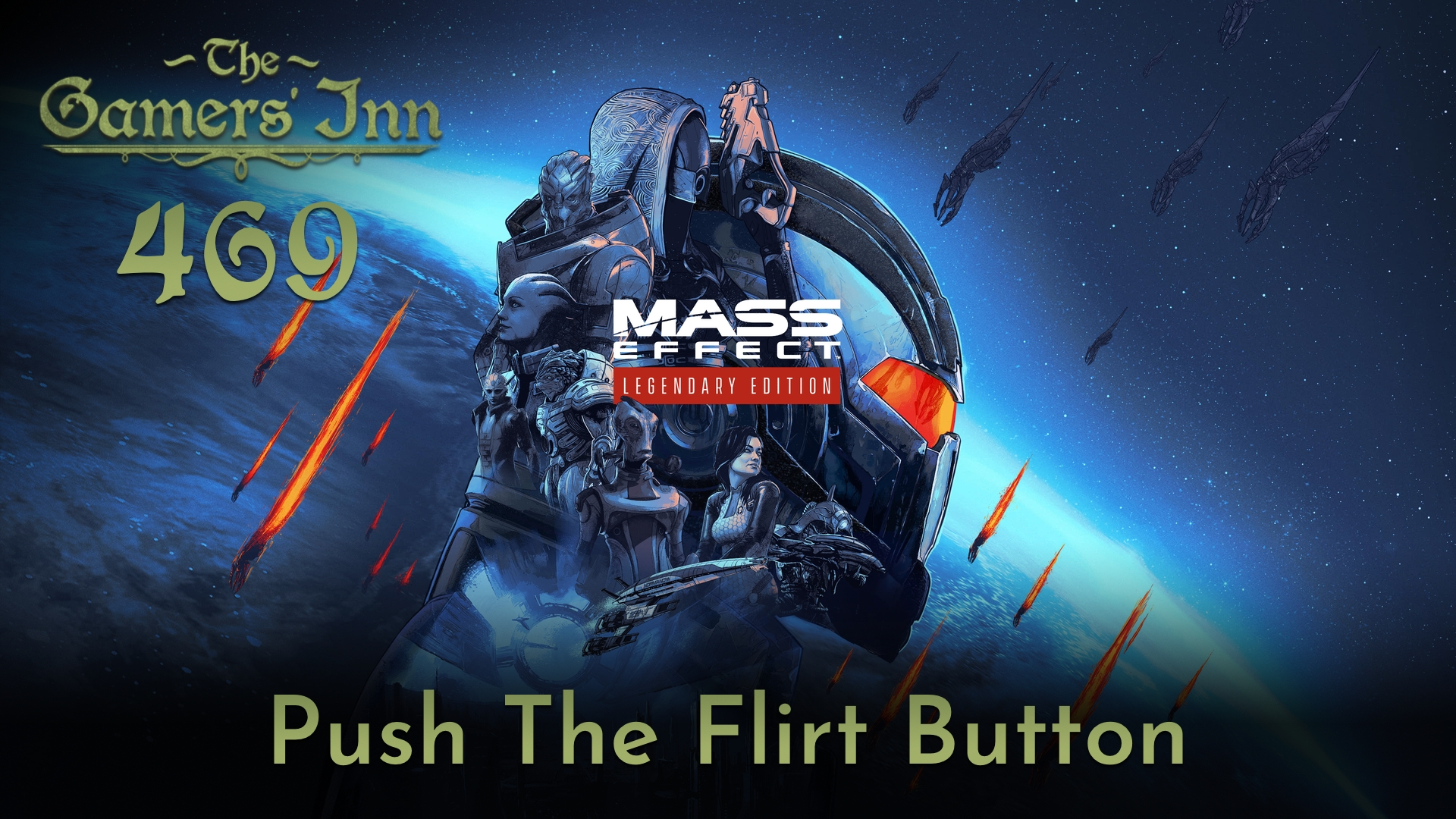 TGI 469 - Push The Flirt Button