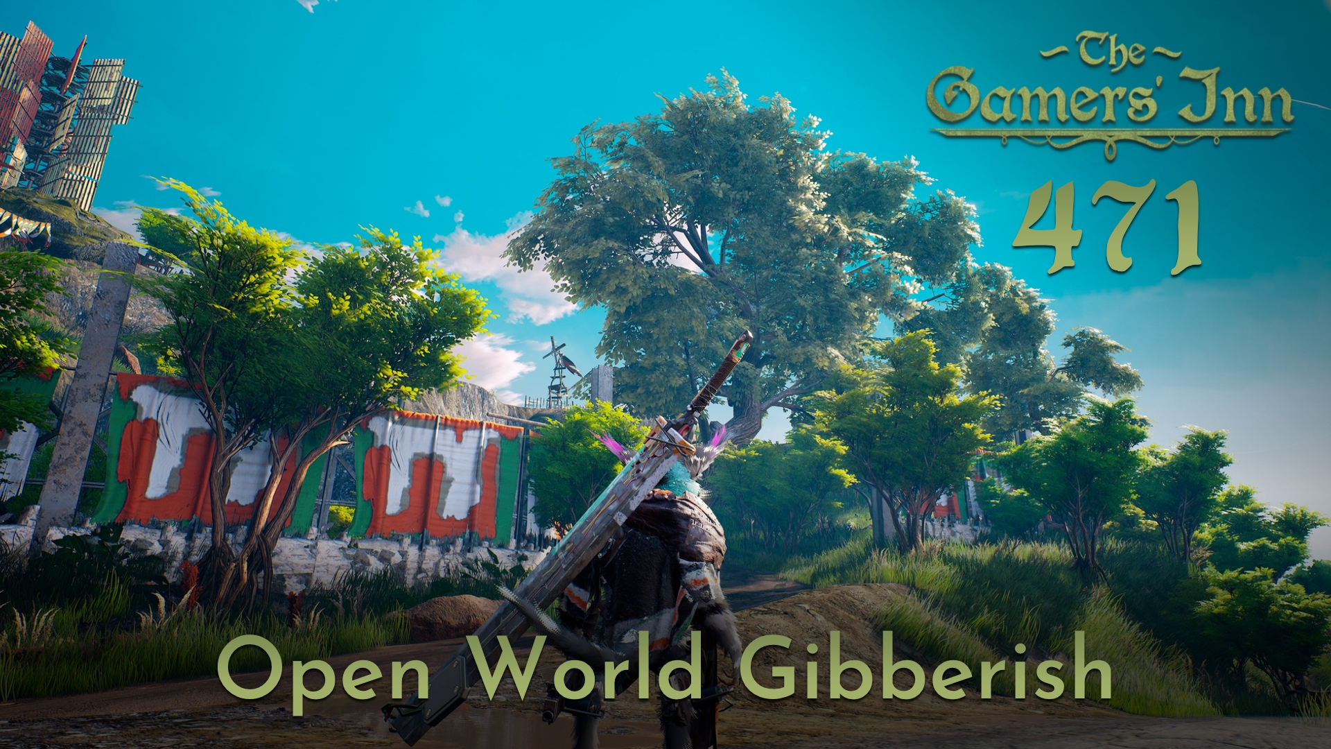 TGI 471 - Open World Gibberish