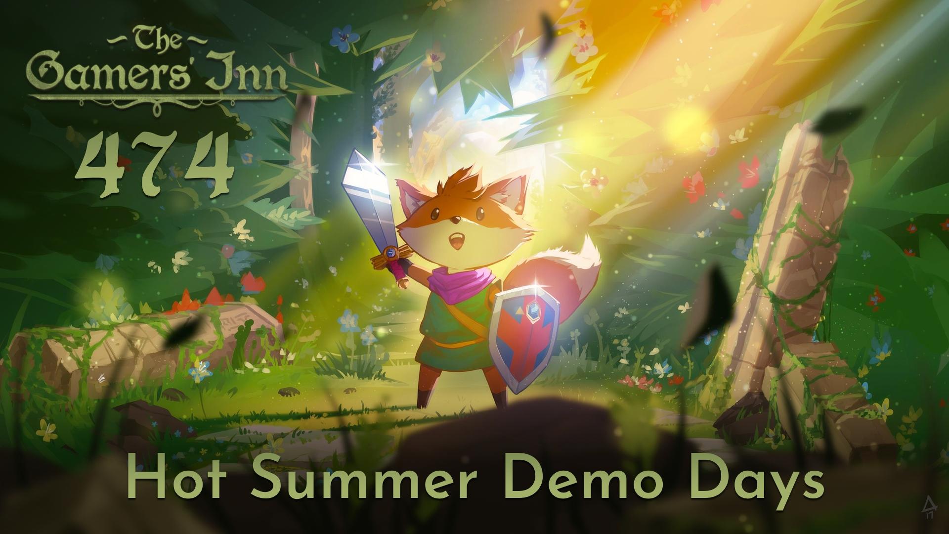TGI 474 - Hot Summer Demo Days