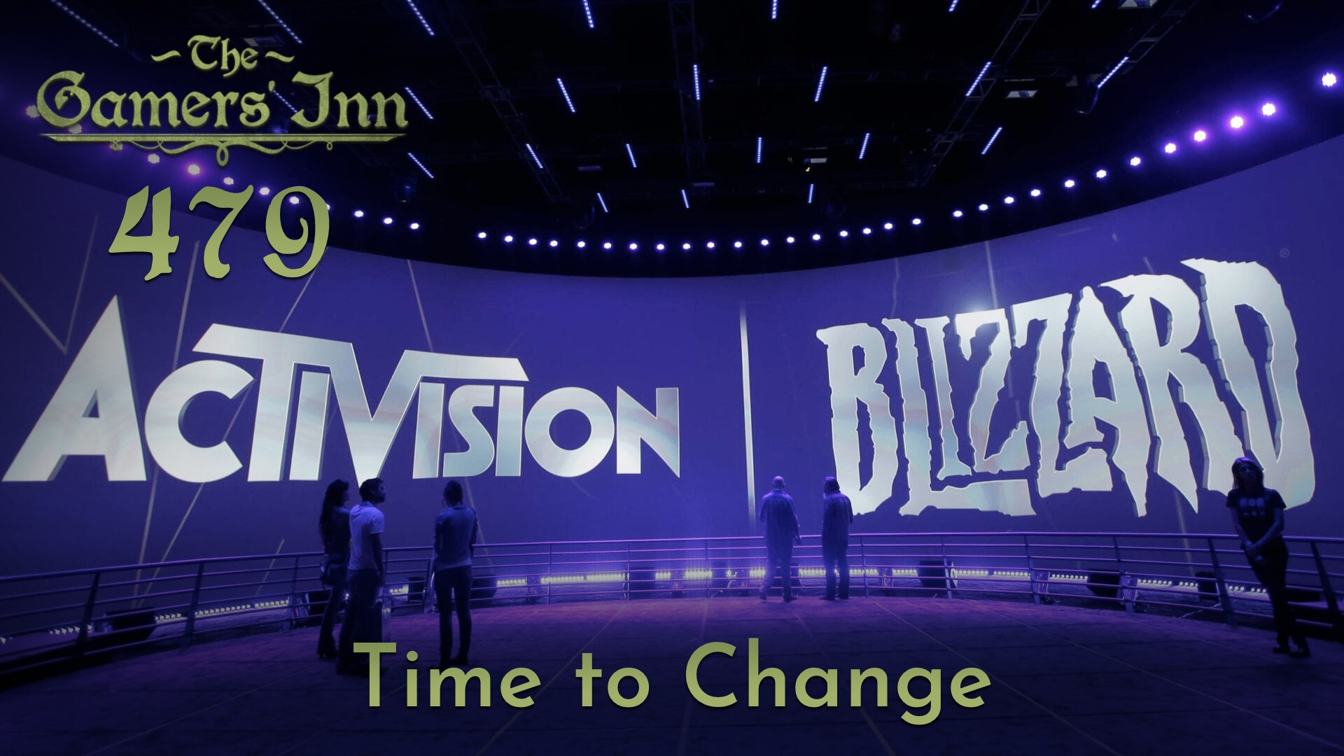 TGI 479 – Time to Change