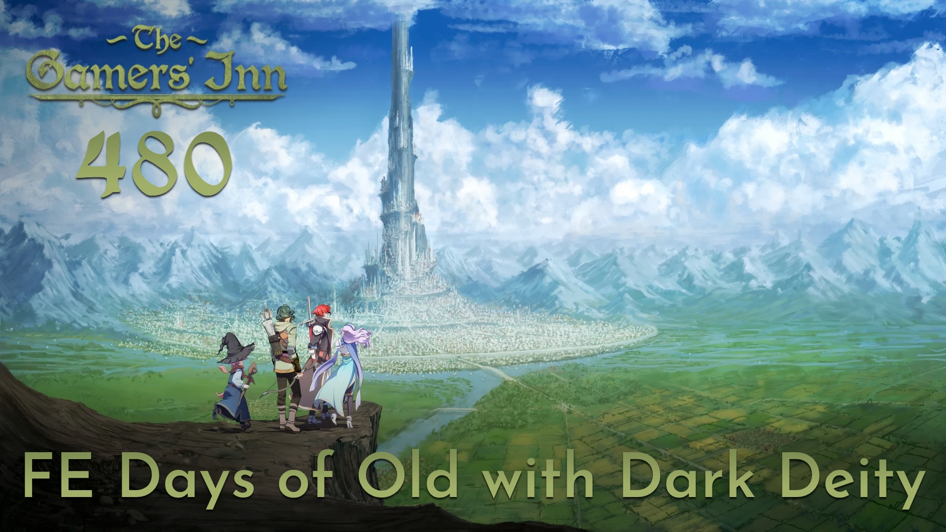 TGI 480 - FE Days of Old with Dark Deity