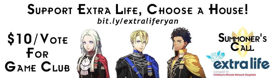 Support Extra Life, Choose a House